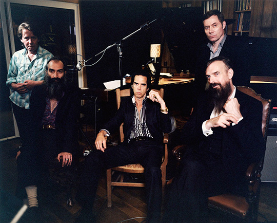 interview with Nick Cave