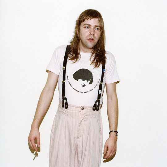 interview with Ariel Pink