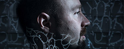 interview with Mr. Scruff