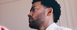 interview with Taylor McFerrin