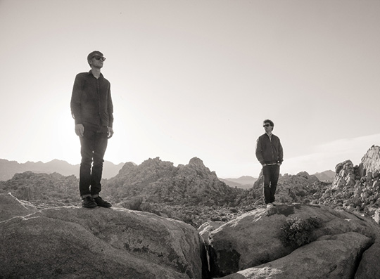 interview with Simian Mobile Disco