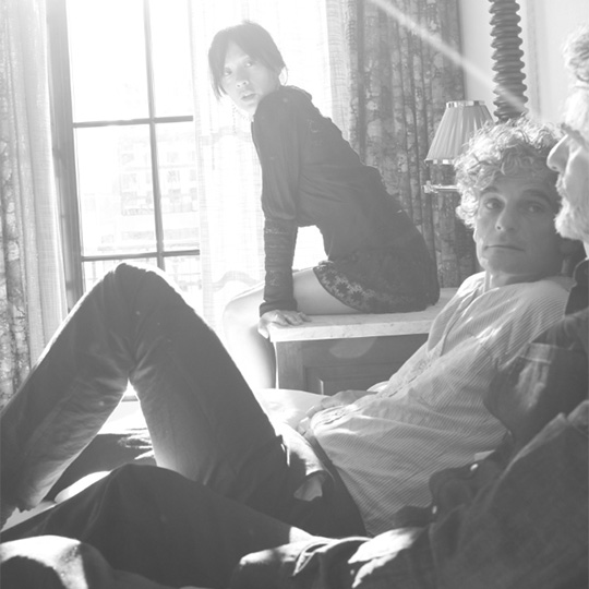 interview with Blonde Redhead