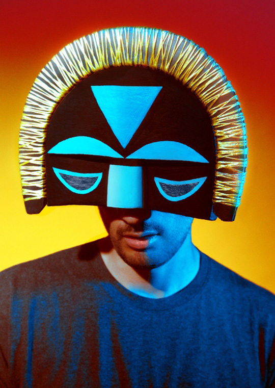 interview with SBTRKT