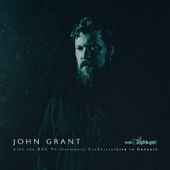 John Grant with the BBC Philharmonic Orchestra