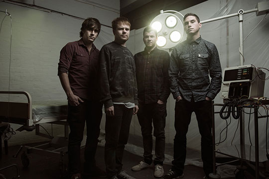 interview with Enter Shikari
