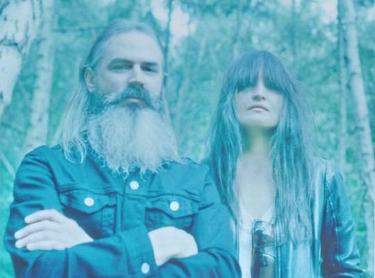 interview with Moon Duo