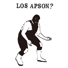 LOS APSON? x LIQUIDROOM presents T-SHIRT! THAT'S FIGHTING WORDS!!! 2015