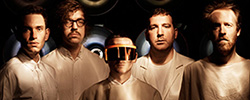 interview with Hot Chip (Alexis Taylor, Felix Martin)