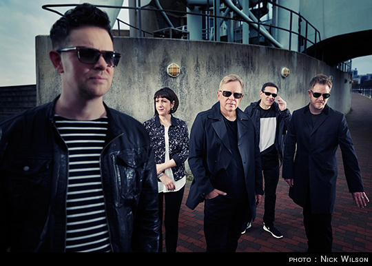 interview with New Order
