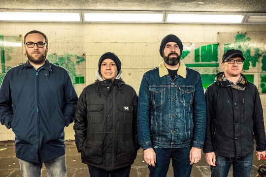 Interview with Stuart Braithwaite (Mogwai)