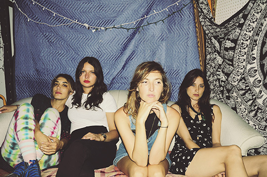 interview with Warpaint (Theresa Wayman)