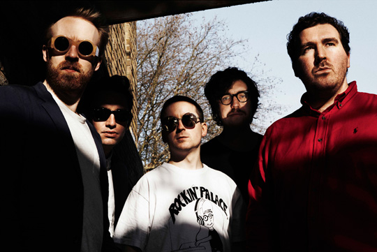 interview with Hot Chip