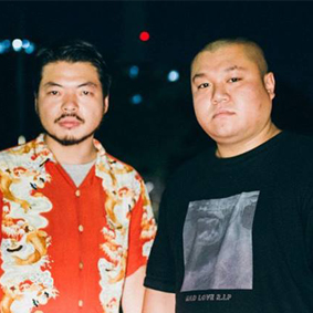 MAD LOVE RECORDS(KEITA SANO & サモハンキンポー)