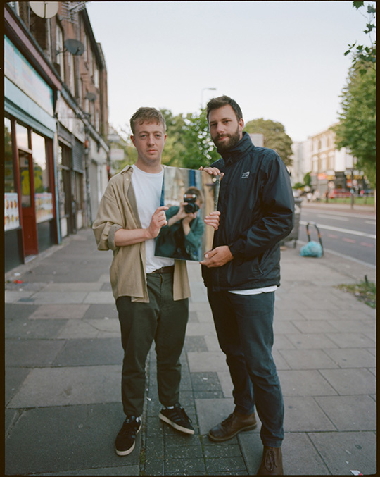 interview with Mount Kimbie