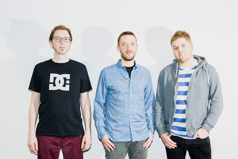interview with GoGo Penguin