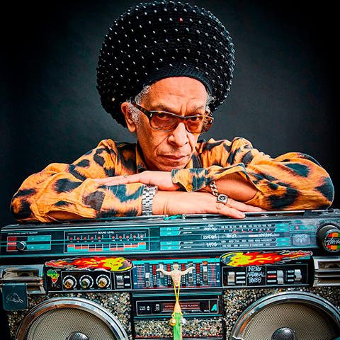 DON LETTS Punky Reggae Party 2018!!!