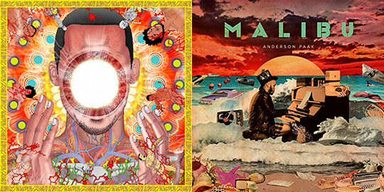 Flying Lotus × Anderson .Paak