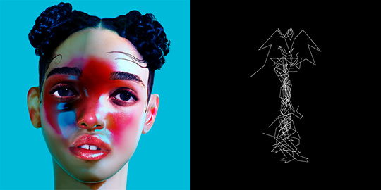 FKA Twigs × Oneohtrix Point Never