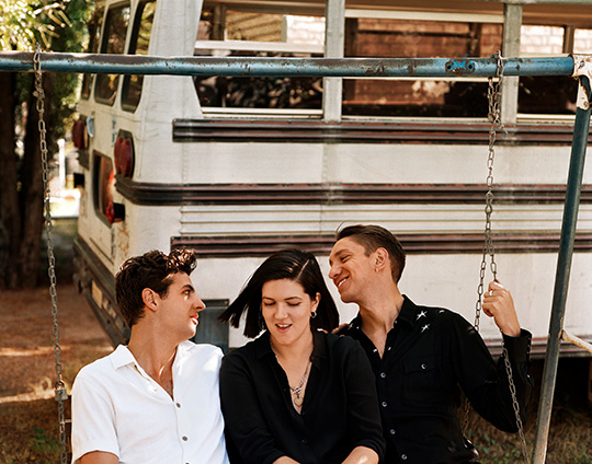 interview with The xx
