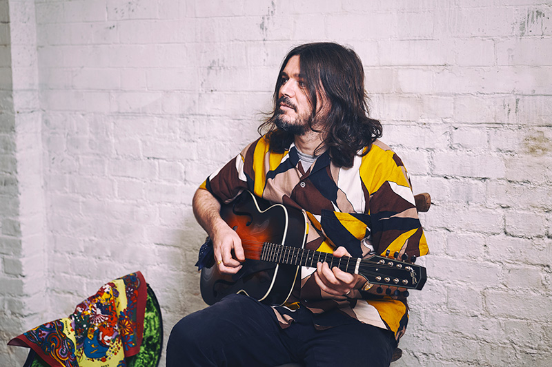 interview with Bibio