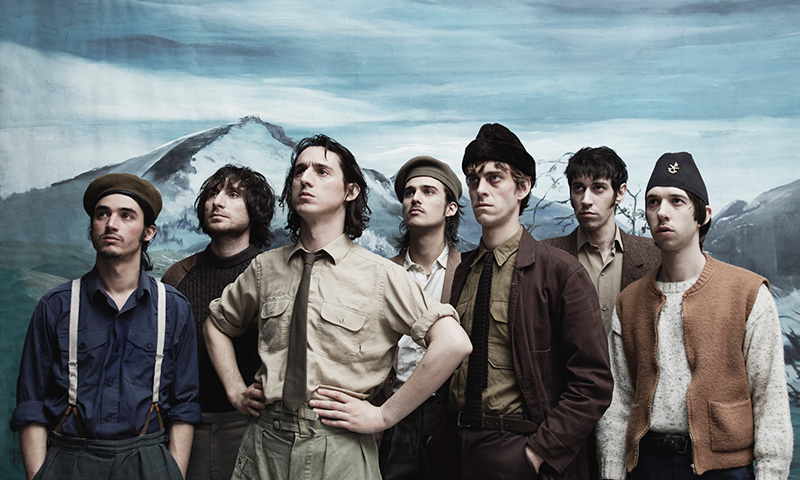 interview with Fat White Family