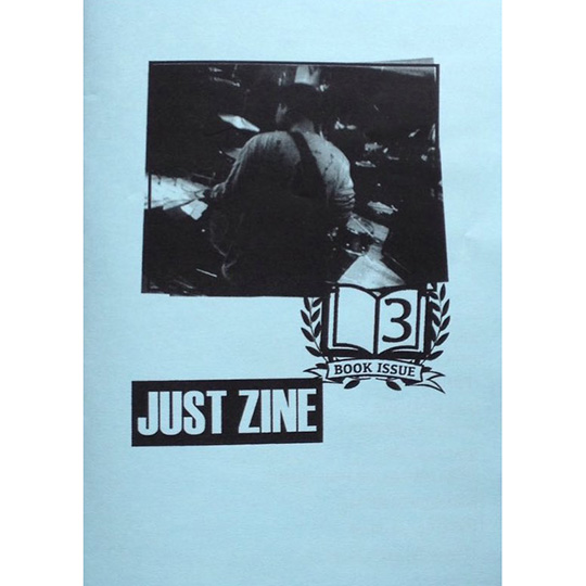 JUST ZINE 3 Book issue