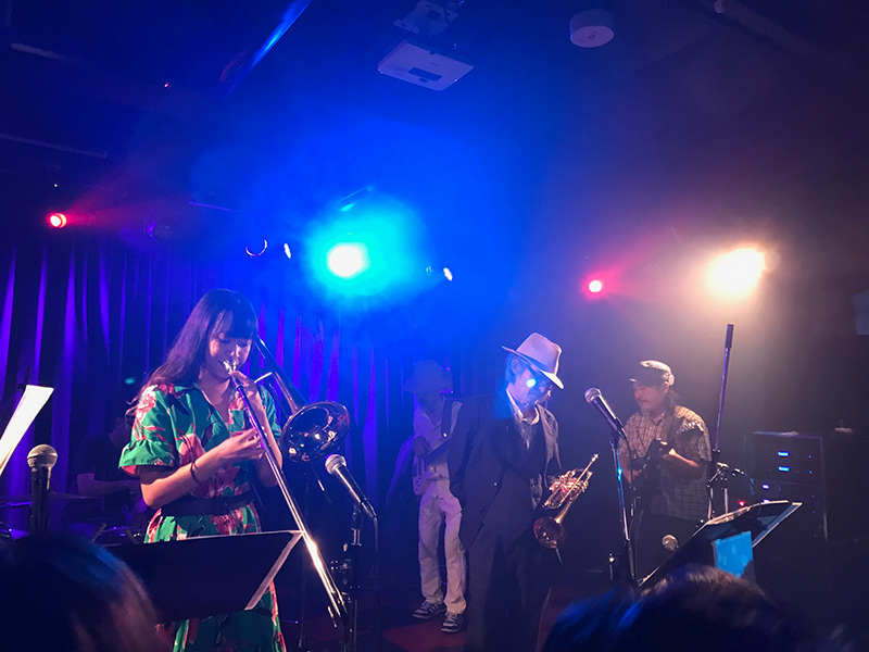 KODAMA AND THE DUB STATION BAND
