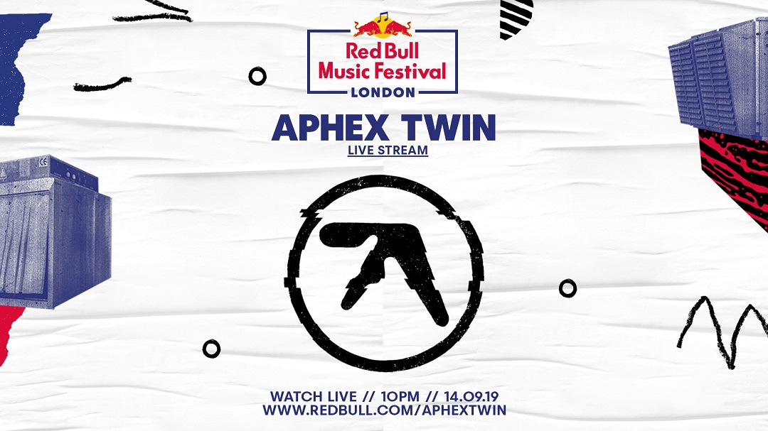 Aphex Twin Live Stream