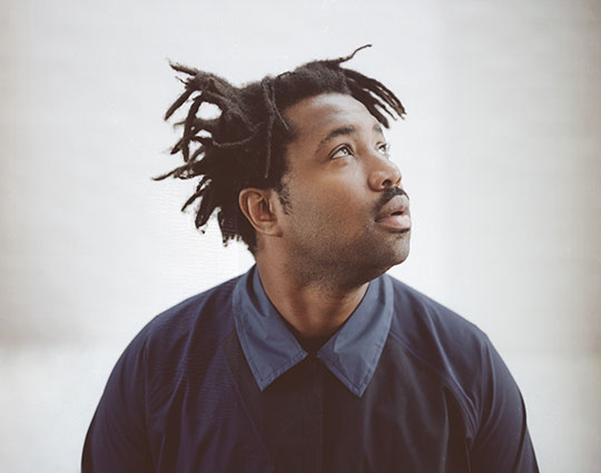 interview with Sampha