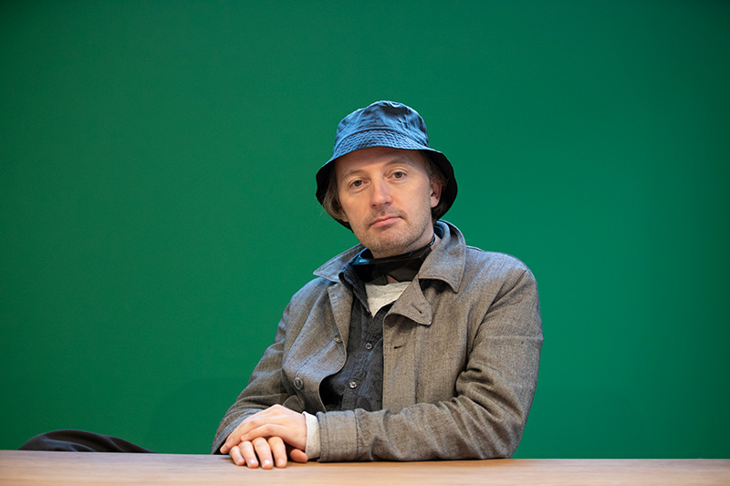 interview with Squarepusher