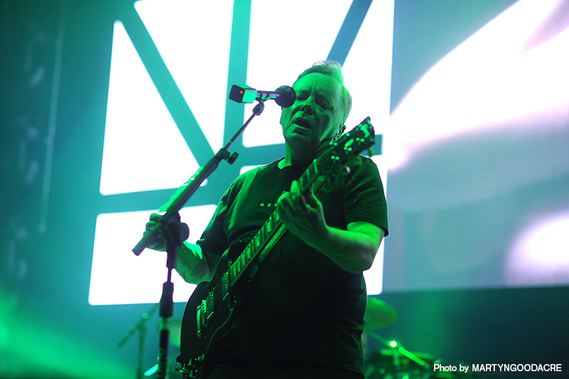 interview with Bernard Sumner