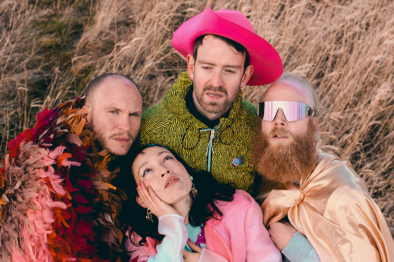 interview with Little Dragon (Yukimi Nagano)