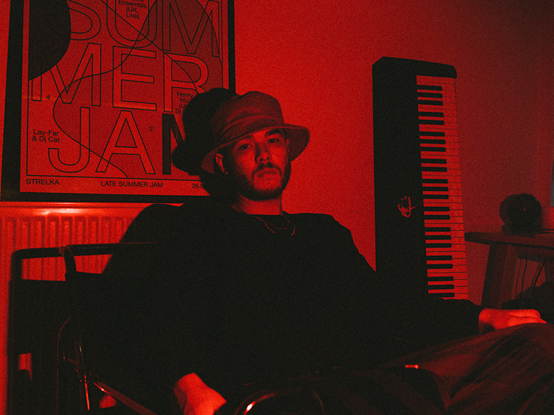 interview with Kamaal Williams