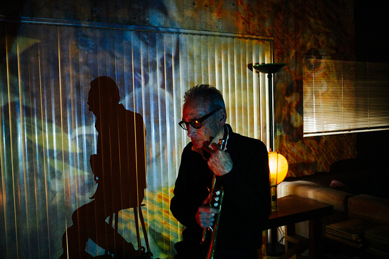 interview with  Jon Hassell