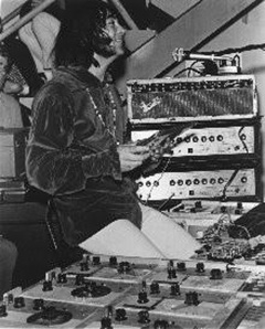 R.I.P.:シメオン・コックス/Simeon Coxe(Silver Apples)