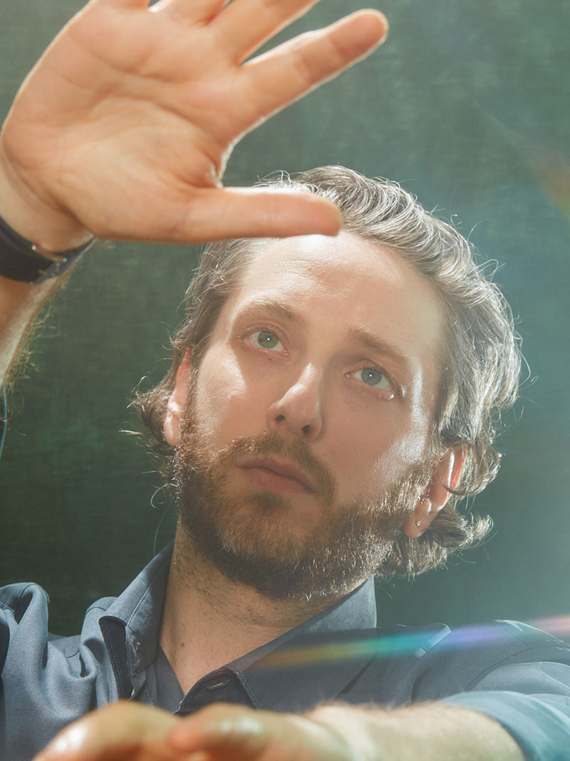 interview with Oneohtrix Point Never(Daniel Lopatin)