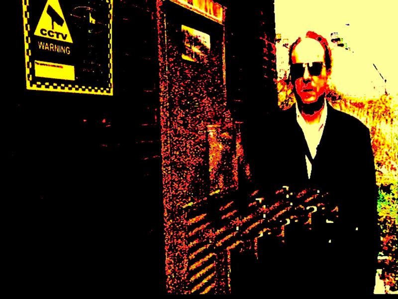 interview with  Richard H. Kirk(Cabaret Voltaire)