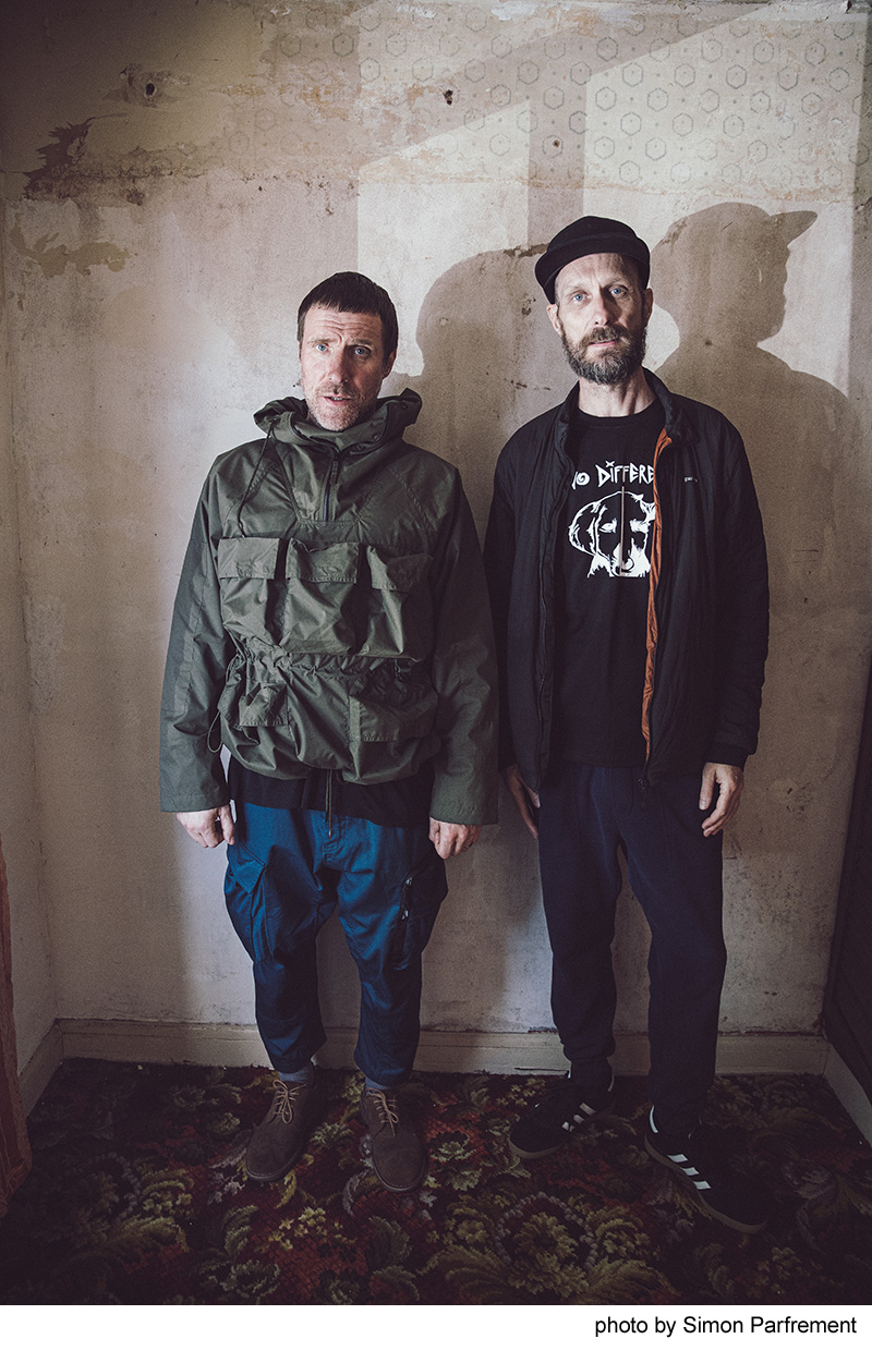 interview with Sleaford Mods