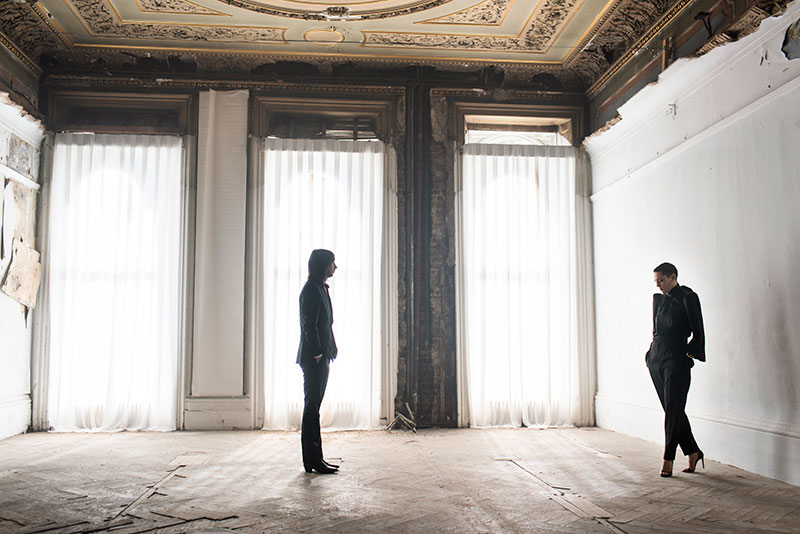 interview with Bobby Gillespie & Jehnny Beth