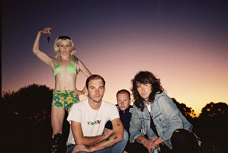 interview with Amyl & the Sniffers