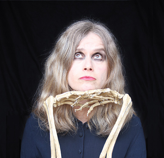interview with Juana Molina